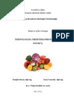 Tehnologija Mediteranskog Voca i Povrca