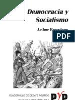 Democracia y Socialismo - Arthur Rosenberg beta2