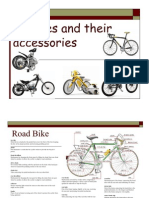 Bicycles and Their Accessories