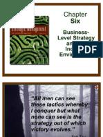Strategic Management Bab 6