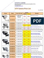 Eonboom Camera Price List 2010