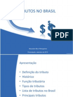 Tributos No Brasil - Alexandre Blum