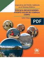 Perspectivas del Medio Ambiente en el Sistema Hidrico TDPS - Geo Titicaca