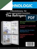 8463952 Project Revolution Refrigerator Magazine