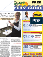 West Shore Shoppers' Guide, February 12, 2012