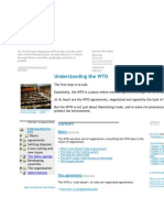 The Wto in Brief