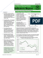 Monthly Indicators Report January 2012pdf
