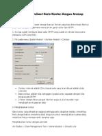 SRTM – Membuat Garis Kontur dengan Arcmap