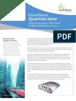 PureWave Quantum 6600 DS May2011