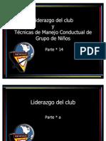 14_Liderazgo_y_Técnicas de Manejo Conductual de Grupo de Niños