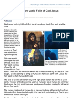 Hubpages.com-The Love of the New World Faith of God Jesus Humanity(2)