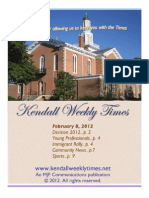 Kendall Weekly Times