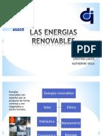 Los Energias Renovables