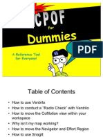 CPOF for Dummies