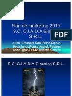Plan de Marketing 2010 +Final