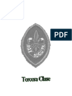Manual Scout Tercera Calse Segunda Parte