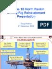 DrillWell Forum Dec05 WOODSIDE Doug Hodson Nth Rankin Rig Reactivation