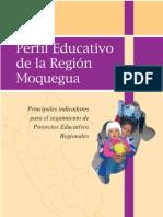 Perfil Educativo Para La Region Moquegua