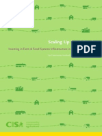 Scaling Up Local Food - a report by Community Involved with Sustaining Agriculture