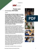posible fichaje de José Ignacio Prades por vivirdigital
