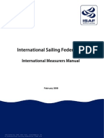 ISAF - International Measurers Manual