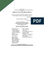 Arizona's Brief in Defense of Anti-Immigrant Law