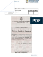 Informe de prensa del 3 al 10 de febrero de 2012