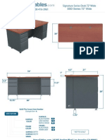 Signature Series (SSD Series) Technical Drawing