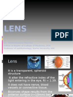 Lens for Undergraduate Final 1-2012