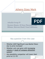 Case Study Athens Glass Works Arkadia