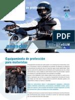 Equipo de Seguridad Para Motociclistas