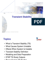 Transient Stability 2