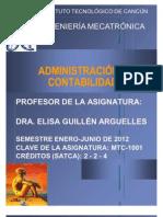 Administracion y Contabilidad 2012