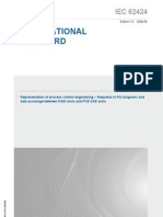 Representation of Process Control Engineering