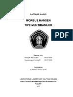 Laporan Kasus Morbus Hansen