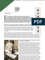 El Cultivo Del Interior. Entrevista a Xu Guoliang)