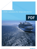 Halton Marine Cruise and Ferry Brochure
