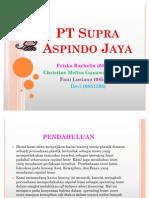 PPT PT.Supra Aspindo Jaya