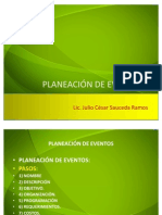 Planeacion de Eventos Expo Sic Ion)