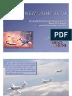 New Very Light Jets