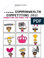 Young Commonwealth Competitions 2012
