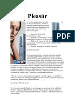 pleasur