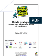 Guide Pratique Associations 2011-2012