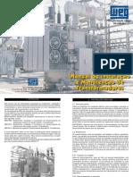 Manual de Instalação e Manutenção de Transformadores WEG