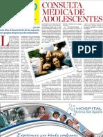 Consulta Medica de Adolescentes