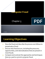 Accounting Information Systems - Computer Fraud
