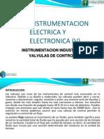 Instrument. E y E 10 Valvulas de Control