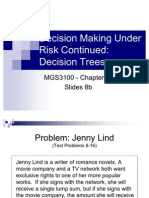 Business Analysis- Decision Making Under Risk