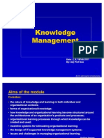Knowledge in Biz Warfare Handout