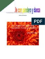 Manual Alabadle Con Pandero y Danza